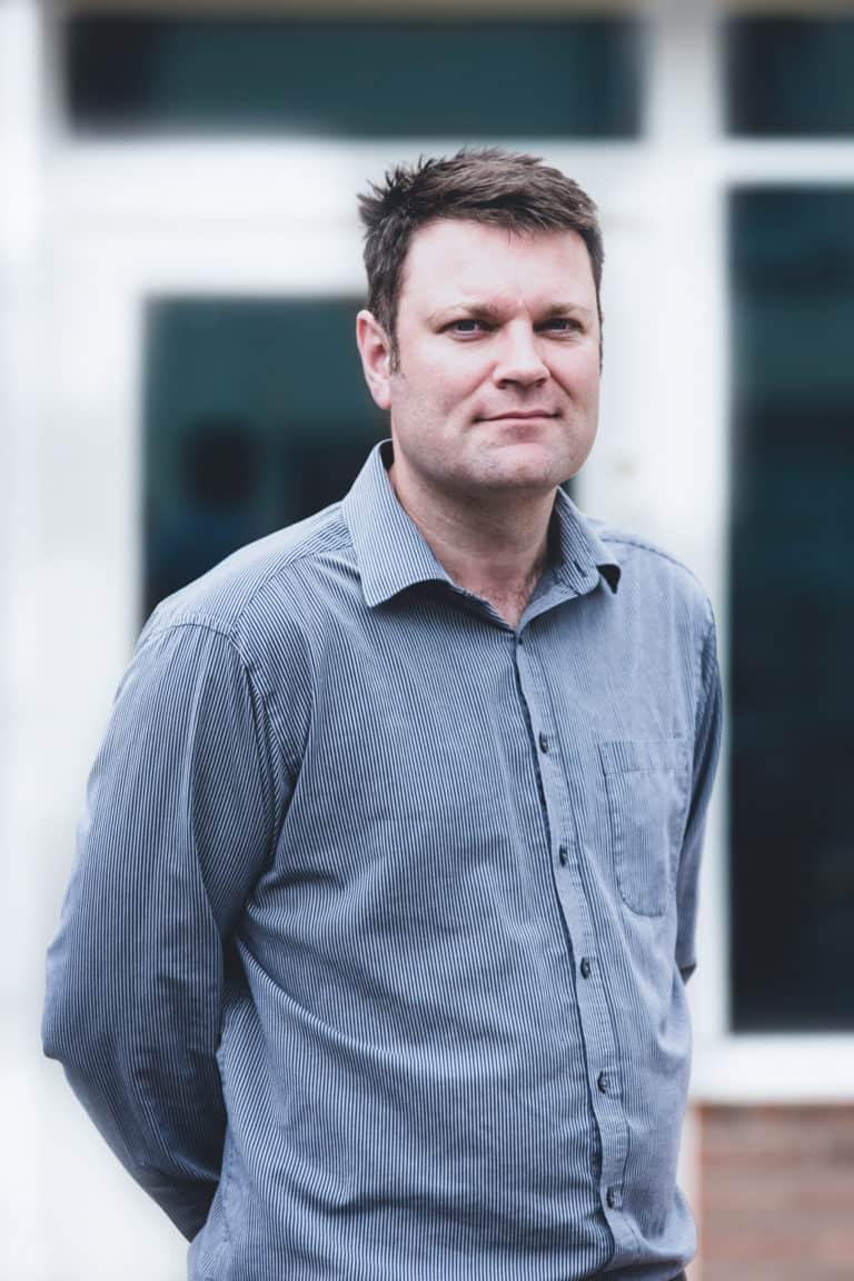 Peter Allen Project Manager Henstaff
