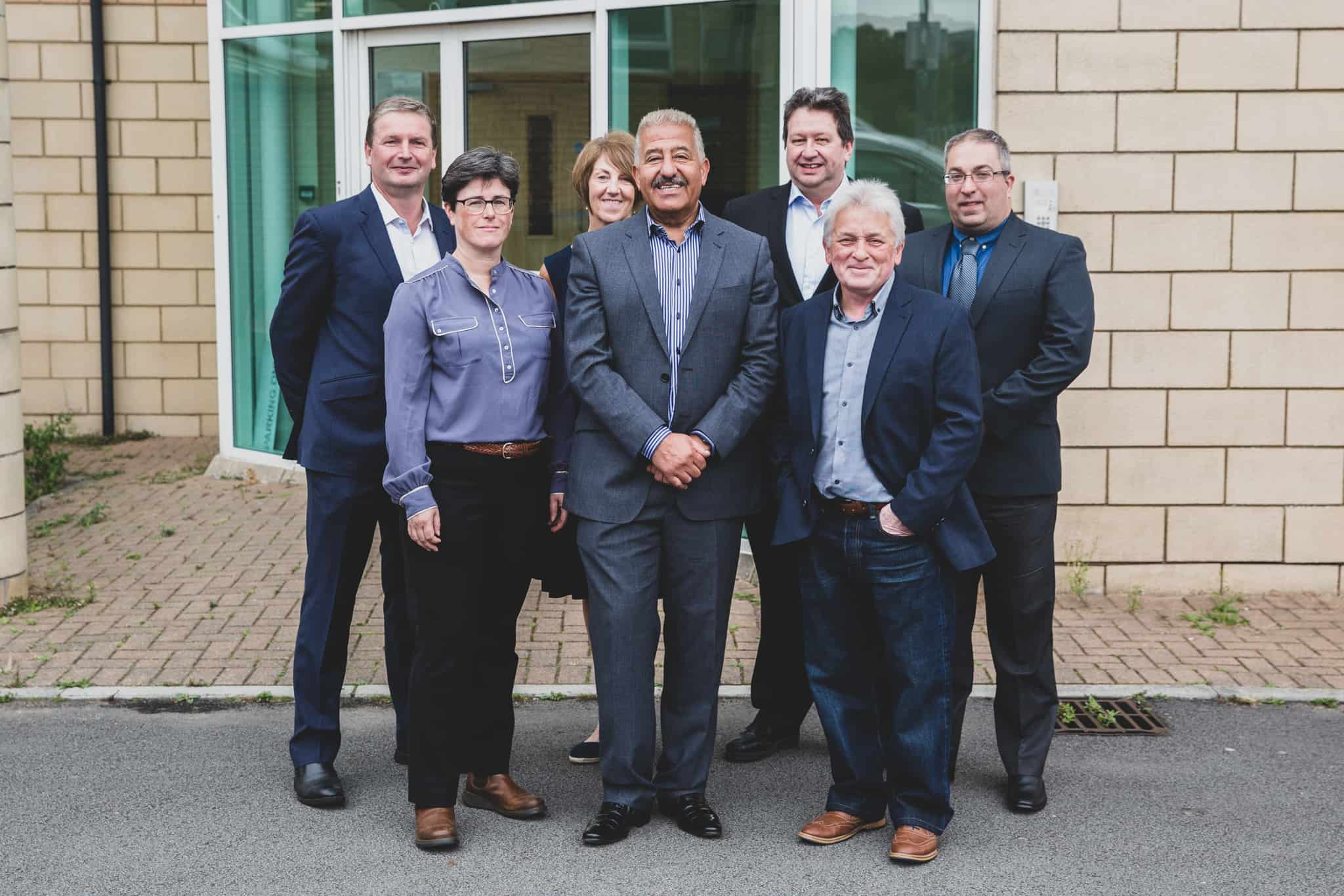 Our People Henstaff Construction Team