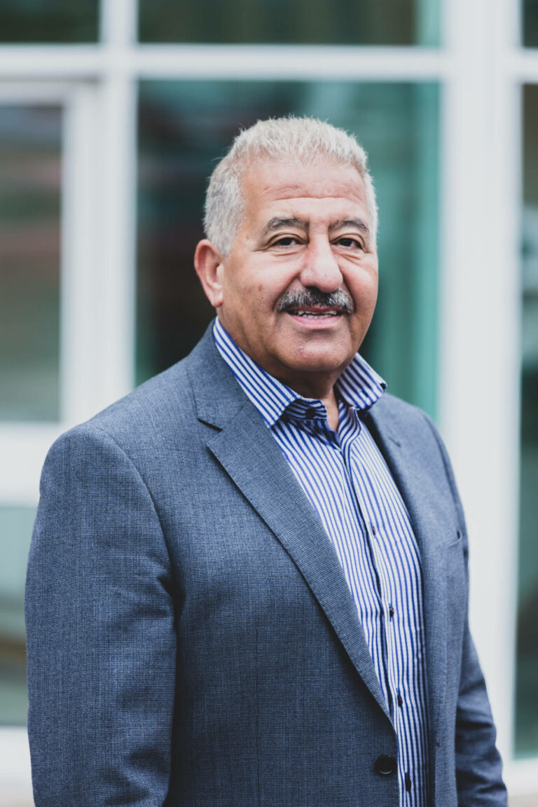 Akbar Ali Managing Director Henstaff