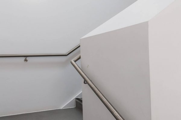 Howells School New Sports Pavilion Staircase