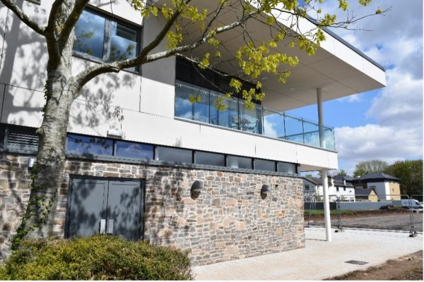 Howells School New Sports Pavilion Henstaff Construction