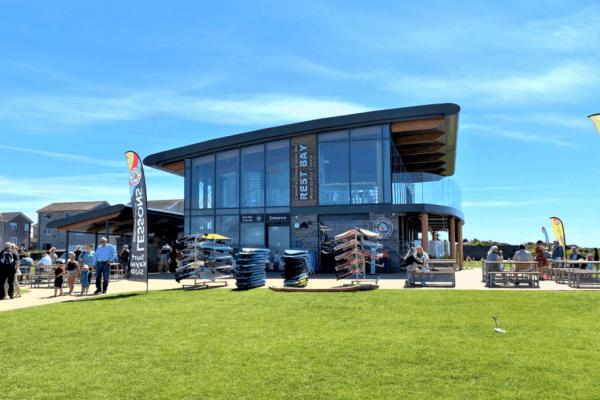 Rest Bay Watersports Centre slider